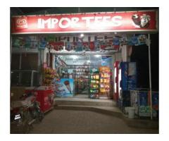 General Store With Running Business For Sale In Multan