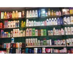 Running Business For Sale Cosmetic Shop In Lahore