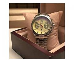 Tagheuer Watch For Gents Original Quality Delivery Available