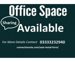 Gulshan Bl 14 Mashrique Center Office Space Sharing Available: