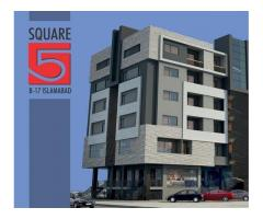 Square 5 B-17 Islamabad Payment Plans And Booking Details
