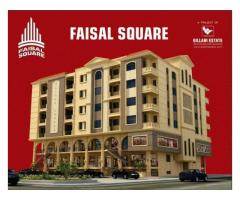 Faisal Square Islamabad Shops And Apartments Available On Installments