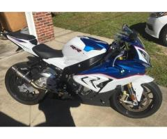 2015 BMW S1000RR .The S 1000 RR model year 2015 has been completely revised