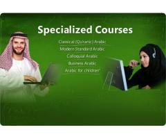 Arabic Language Short Courses Duration 6 Month Online Classes