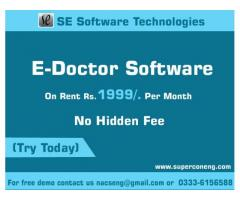 E-Doctor (Patient Record Management System)