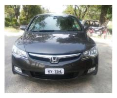 Honda Civic In Excellent Condition Model 2007 For Sale In Sadiqabad