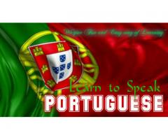 Learn Portuguese  Language , Notes available in Liverpool Lingua Lahore