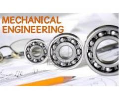 Mechanical Engineering And DAE Diploma Holders Jobs In Karachi