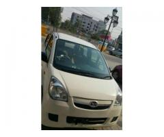 Mira Unregistered Car Model 2012 White Color For Sale In Lahore