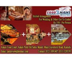 Food2Night Banquet Hall