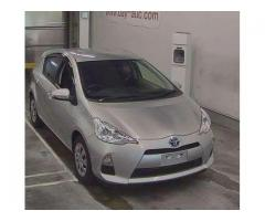 Toyota Aqua Hybrid G In Excellent Condition Model 2014 For Sale Karachi