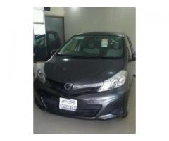 Toyota Vitz F Edition Model 2012 Black Color For Sale In Rawalpindi