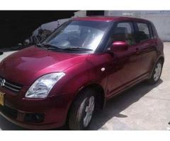 Suzuki Swift 2014 In Excellent Condition For Sale In Karachi