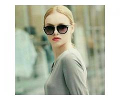 Sunglasses For Girls With Cat Eye Frame Get It Through Home Delivery