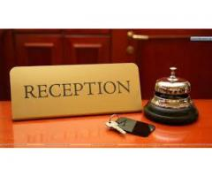Female Receptionist and Computer Operator Required For Office