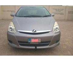 Toyota Corolla Wish Model 2007 Excellent Condition For Sale In Kohat