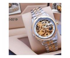 Rolex Skeleton Automatic Watch Get It Through Home Delivery