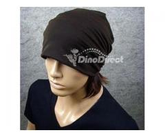 Black Beanie Original Fabric Home Delivery Available In Pakistan