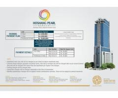 Payment Schedule Of Hoshang Pearl Karachi Apartment On Installments