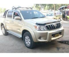 Toyota Vigo In Model 2011 Scratch Less For Sale In Quetta