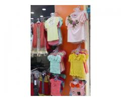 Running Business Of Baby And Ladies Garments Shop For Sale In Lahore