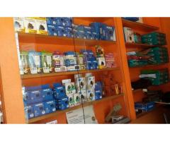 Running Business Of EasyPaisa And Mobile Accessories Shop For Sale