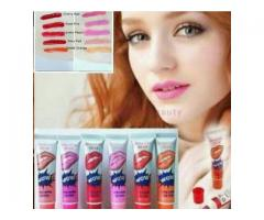 Peel Off Lip Gloss In Different Flavor Home Delivery Available In Pakistan