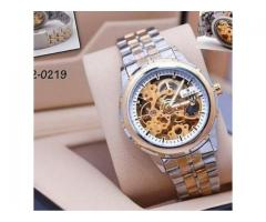 Automatic Watch By Rolex Skeleton With New Features For Sale