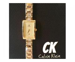 CK Watch For Her, With Beautiful Designs For Sale Cash On Delivery