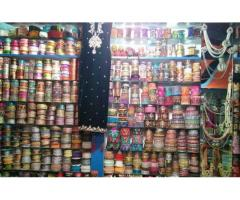 Running Business Of Jewelry, Lais , and Fabric Shop For Sale In Lahore