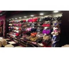 Sales Girls Required For Ladies Under Garment Shop In Islamabad