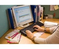 Female Data Entry Operator Required For Our Office In Lahore