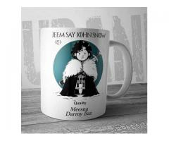 Customise Mug Pictures According to Your Choice Cash On Delivery