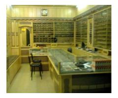 Running Business Of Glasses Shop  For Sale In Bahawalnagar