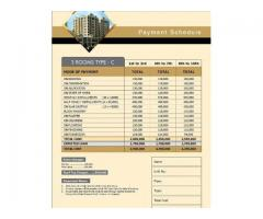 Payment Plans Of City Towers Karachi Apartments and Shops For Sale