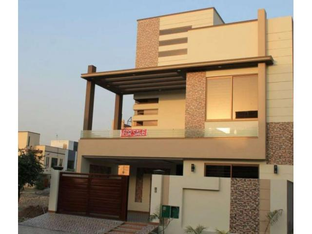 8 marla house in bahria town available for sale low price lahore