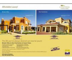 Canyon Views Islamabad Luxury Villas And Apartments On Installments