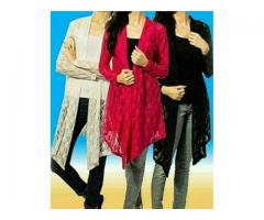 Summer Offer Pack Of 3 Net Shrugs Only For 1599 Cash On Delivery