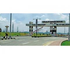 Alain Multi Villas MPCHS Islamabad Payment Plans Of Villas,On Installments