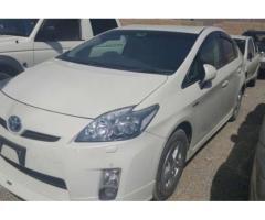 Toyota Prius White Color Model 2010 kabuli Like Sport Car, Quetta