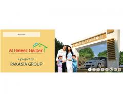 Booking Details Of Al Hafeez Garden Lahore Residential Plots On Intallments