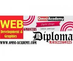 International Certification Diploma Of Advance Web And Graphics Karachi