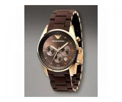 Emporia Armani Watch Very Attractive With New Designs For Sale