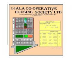 Plot Land of 24x45 on installment Ujala Pakistan Karachi - PLOTS