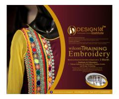 Professional Embroidery digitizer Training at Home