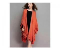 Beautiful Shrug And Overcoat For Girls For Sale With Home Delivery