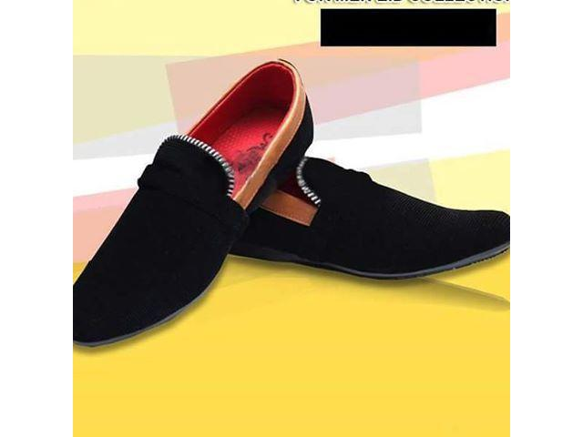 Loafers Casual and Comfortable Shoes Back color For Sale Cash On Delivery
