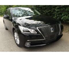 Toyota Crown Royal Saloon With Latest Features Model 2013 Sale In Islamabad