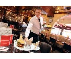 Waiter Staff Required For Our Restaurant In Bahria Town Islamabad