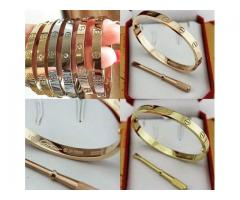 Cartier Love Bangle With Discount Offer For Sale With Home Delivery